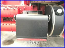 2012 Kenworth T800 Aluminum/Poly Battery Box Length 17.50 Width 31.0