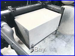 2012 Mack CXU613 Steel/Aluminum Battery Box