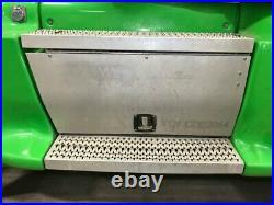 2012 Peterbilt 386 Aluminum Battery Box Length 33.50