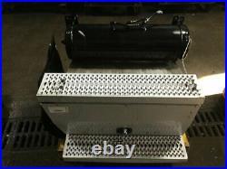 2012 Peterbilt 587 Aluminum Battery Box Length 33.50 Width 28.0