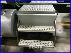 2013 International PROSTAR Aluminum Battery Box Length 30.50