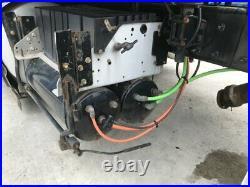 2013 International PROSTAR Aluminum/Fiberglass Battery Box