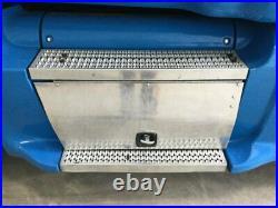 2013 Peterbilt 587 Aluminum Battery Box