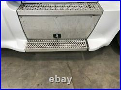 2013 Peterbilt 587 Aluminum Battery Box Length 30.00 Width 28.0
