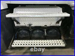 2013 Volvo VNL Steel/Aluminum Battery Box Length 30.50