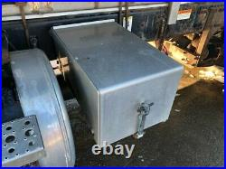 2014 Freightliner 114SD Steel/Aluminum Battery Box Length 26.00