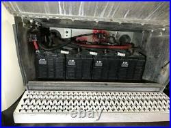 2014 Peterbilt 579 Aluminum Battery Box Length 30.50 Width 28.0