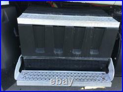 2015 International PROSTAR Steel/Aluminum Battery Box Length 30.25