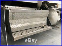 2015 Kenworth T800 Steel/Aluminum Battery Box Length 34.00