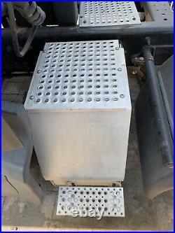 2016 International Prostar Aluminum Battery Box For Sale