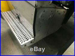 2017 Peterbilt 579 Aluminum Battery Box Length 33.00 Width 34.0