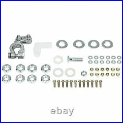 Aluminum Battery Box Relocation For Ford F150 Mustang Wrangler Silverado 1500