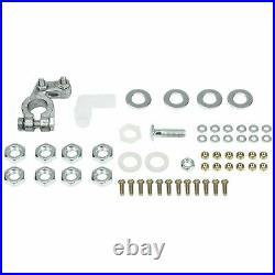 Aluminum Battery Box Relocation For Ford F-150 Mustang Wrangler Silverado 1500