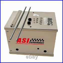 Aluminum Battery Box Relocation Kit Universal Car Truck Race Racing