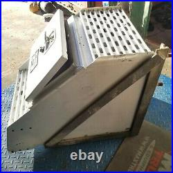 Aluminum Battery Box With Steps