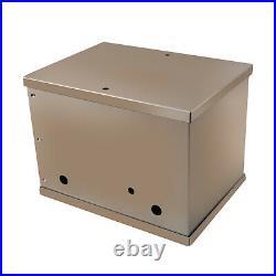 Aluminum Universal Billet PC Complete Battery Box Relocation Kit