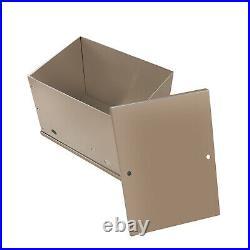 Aluminum Universal Billet Race PC Complete Battery Box Relocation Kit jp