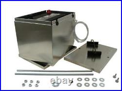 Battery Box, aluminum NHRA