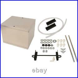 Car Battery Relocation Kit withTaylor Aluminum Box withBatt Disc