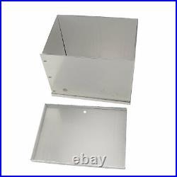Complete Aluminum Battery Box Relocation Kit For Universal Billet Race PC