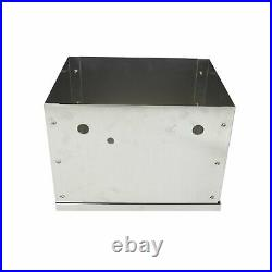 Complete Aluminum Battery Box Relocation Kit Universal Billet Race Off Road