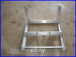 EZ GO Golf Cart Part 1994-UP TXT Aluminum Battery Box Made In The USA