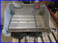 INTERNATIONAL STEEL AIR TANKS With ALUMINUM BATTERY BOX, 964110