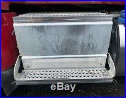 International Prostar Driver Side Battery Box Aluminum 4 Battery 30x24