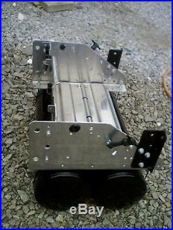 New OEM surplus International Navistar Prostar air tank withaluminum battery box