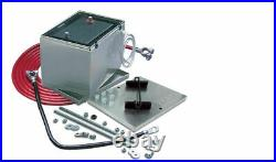 New Taylor Cable 48101 Aluminum Battery Box with 16-Ft 2-Gauge Battery Cable
