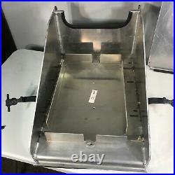 OEM Peterbilt Aluminum Battery Box Base And Cover N22-6020-220/N06-6090