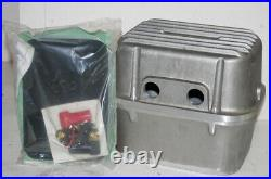 Old Bitchin Products 801020 Finned Aluminum Battery Box 2 Post Optima New In Box