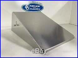 Peterbilt Aluminum Battery Box Cover