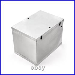 Speedmaster PCE361.1001 Universal Fabricated Polished Aluminum Battery Box and R