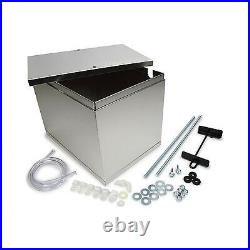TAYLOR/VERTEX Aluminum Battery Box 48100