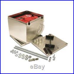 Taylor 48200 Aluminum Battery Box, 11.25 x 9.5 Inch