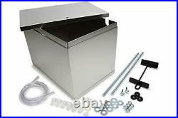 Taylor Cable 48100 Aluminum Battery Box and Hold Down Component