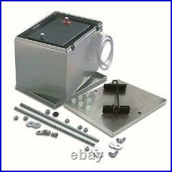 Taylor Cable 48100 Battery Box, aluminum NHRA