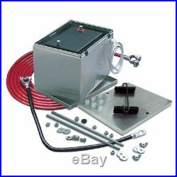 Taylor Wire Vertex 48103 Aluminum Box Battery Relocation Kit, 1-Gauge Cable