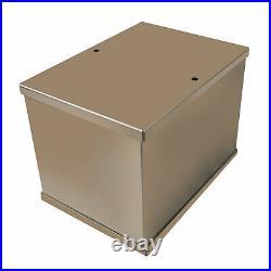 Universal Aluminum Battery Box Relocation Kit Universal ATV UTV Cars Pro