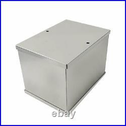 Universal Billet Race PC Complete Aluminum Battery Box Relocation Kit
