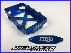 Yamaha Super Jet Billet Aluminum Battery Box Tray Superjet Kp Blowsion Rrp BLUE