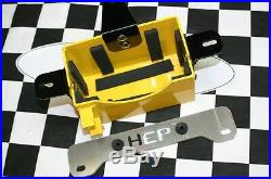 Yamaha YFZ HEPATV aluminum battery box standard size new